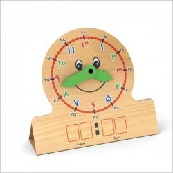 اسباب بازی-ساعت آموزشی وایت بردی